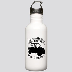 Family Plays Stainless Water Bottle 1.0L