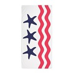 Flag Beach Towel