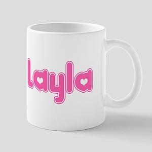 """Layla"" Mug"