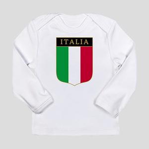 Italia Long Sleeve Infant T-Shirt