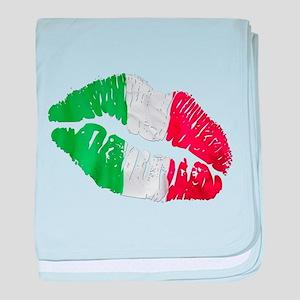 Italian kiss Infant Blanket