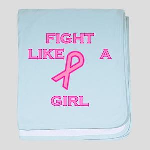 Breast Cancer Awareness Infant Blanket