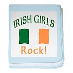 Irish Grils Rock Infant Blanket