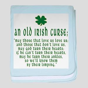 An Old irish curse Infant Blanket