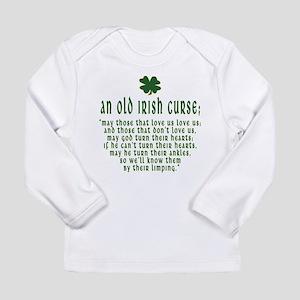 An Old irish curse Long Sleeve Infant T-Shirt