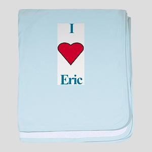 Heart Eric Infant Blanket