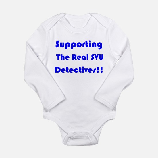 Cute Law and order svu Long Sleeve Infant Bodysuit