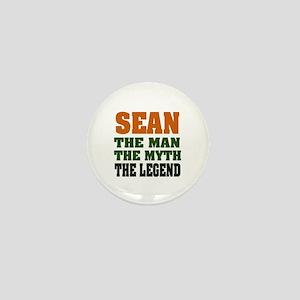 SEAN - The Legend Mini Button