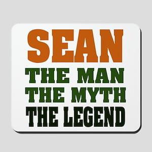 SEAN - The Legend Mousepad