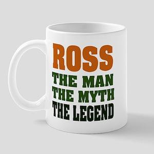 ROSS - The Legend Mug