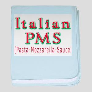 Italian PMS Infant Blanket