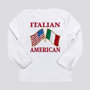 Italian american Pride Long Sleeve Infant T-Shirt