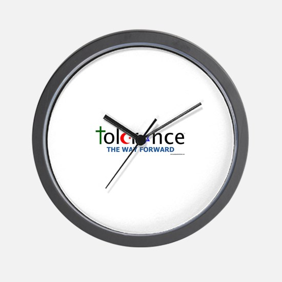 Tolerance Wall Clock