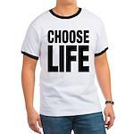 Choose Life Ringer T