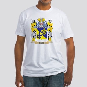 Shee Family Crest - Coat of Arms T-Shirt
