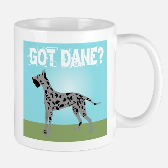 Merle Great Dane Mug