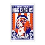 Cavalier King Charles! Mini Poster Print