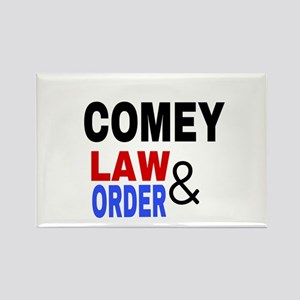 Comey Law & Order Magnets