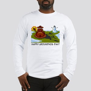 Groundhog Day Long Sleeve T-Shirt