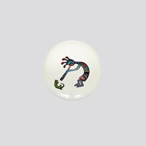 Kokopelli Mini Button