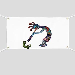 Kokopelli Banner