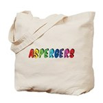 Aspergers Tote Bag