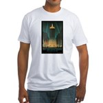 New York Central Building Fitted T-Shirt