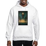 New York Central Building Hooded Sweatshirt