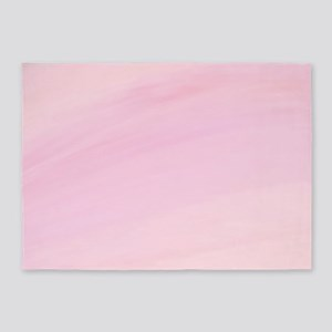 Rosy Tint 5'x7'Area Rug