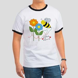 Bee Love Ringer T