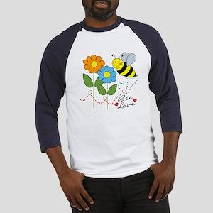 Bee Love Baseball Jersey