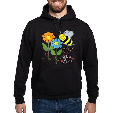Bee Love Hoodie (dark)