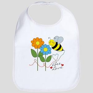 Bee Love Bib