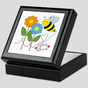 Bee Love Keepsake Box