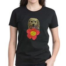 puppy flower power T-Shirt