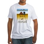 Vermiculture Fitted T-Shirt