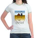 Vermiculture Jr. Ringer T-Shirt