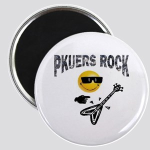 PKUERS ROCK Gifts Magnet