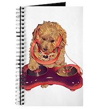 DJ Dog E Dog Journal