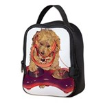 DJ Dog E Dog Neoprene Lunch Bag
