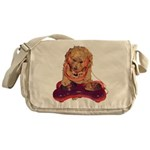 DJ Dog E Dog Messenger Bag
