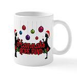 Hannah's Hope Christmas Logo Mugs