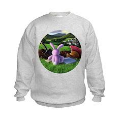 Aunt Dimity Digs In Sweatshirt