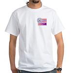 Studio Teams Patch 3 - Transparent Cut out T-Shirt