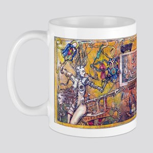 Lily Goya Ad Mug/Cup