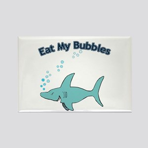 Eat My Bubbles Rectangle Magnet (10 pack)