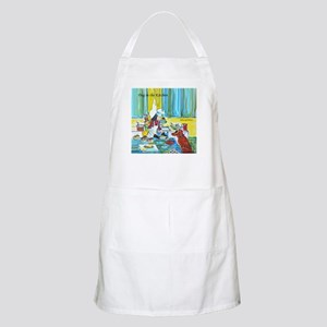 """""""Dog in the Kitchen"""" BBQ Apron"""