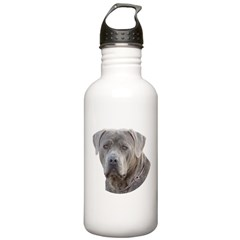 Cane Corso Water Bottle