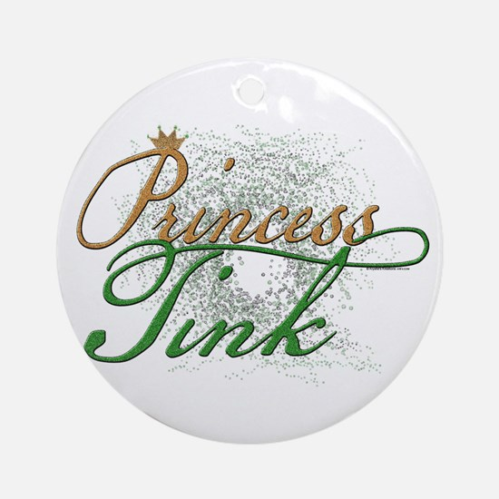 Princess Tink Ornament (Round)