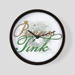 Princess Tink Wall Clock